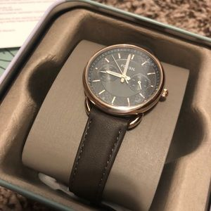 Fossil Japan movement strap